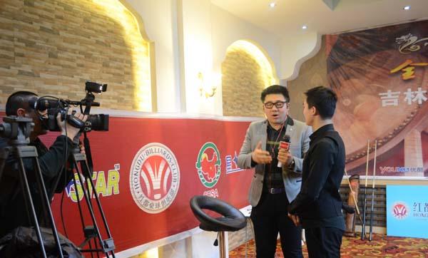 全国中式台球排名赛总决赛吉林资格赛