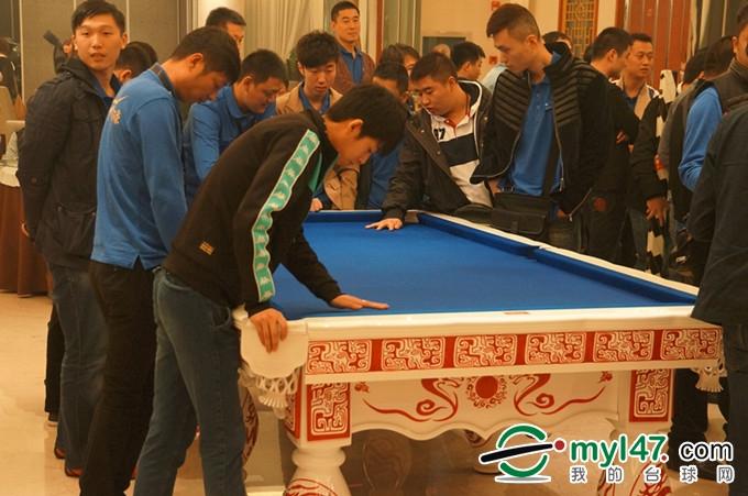 全国中式台球排名赛浙江站