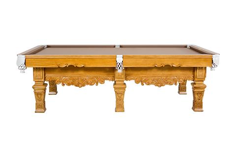 星牌中式鋼庫臺球桌XW8103-9A 家庭臺球桌定制 雕刻臺球桌