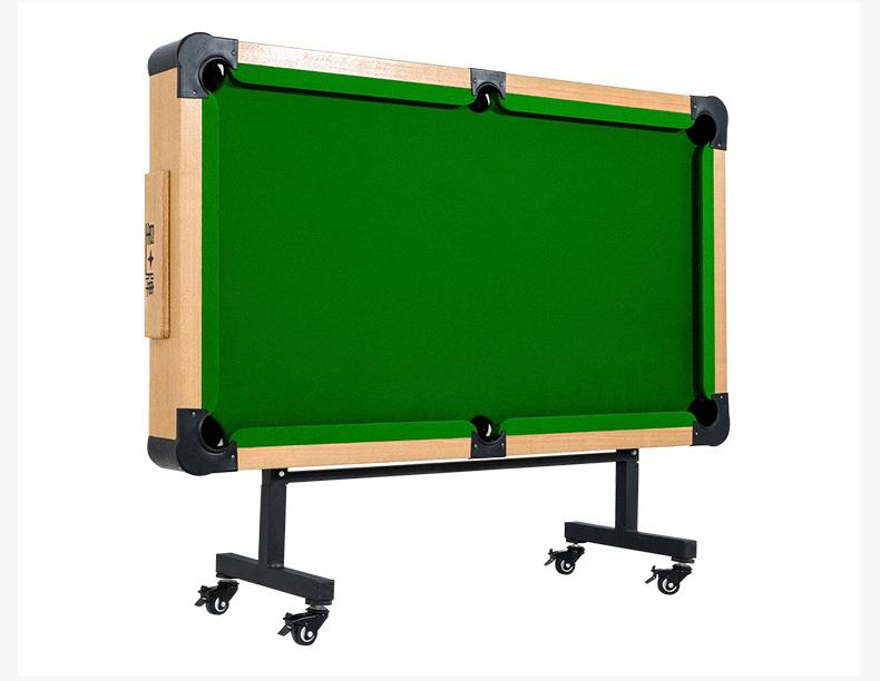 星牌儿童台球桌XWG01-6S 家用台球桌 室内台球桌 6尺球桌