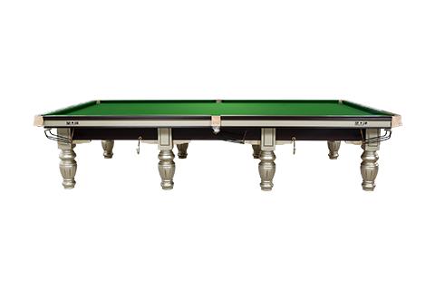 星牌英式台球桌 斯诺克钢库台球桌XW106-12S 高性价比球台