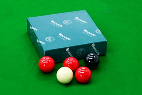 雅乐美新疆红球 英式台球 斯诺克台球球子 星牌进口雅美乐台球球子