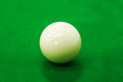 雅美乐英式首球 白球球子 星牌进口雅美乐台球球子