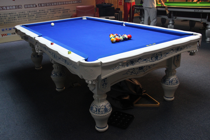 星牌青花瓷台球桌