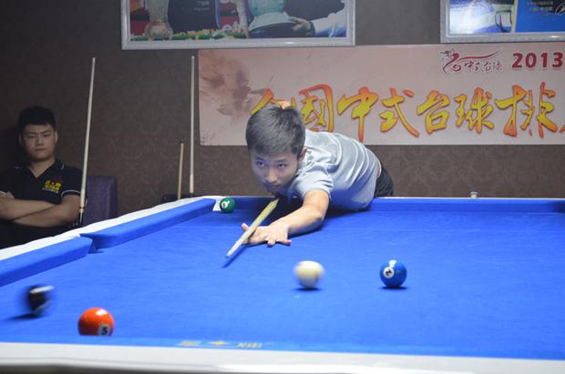 全国中式台球排名赛河南站