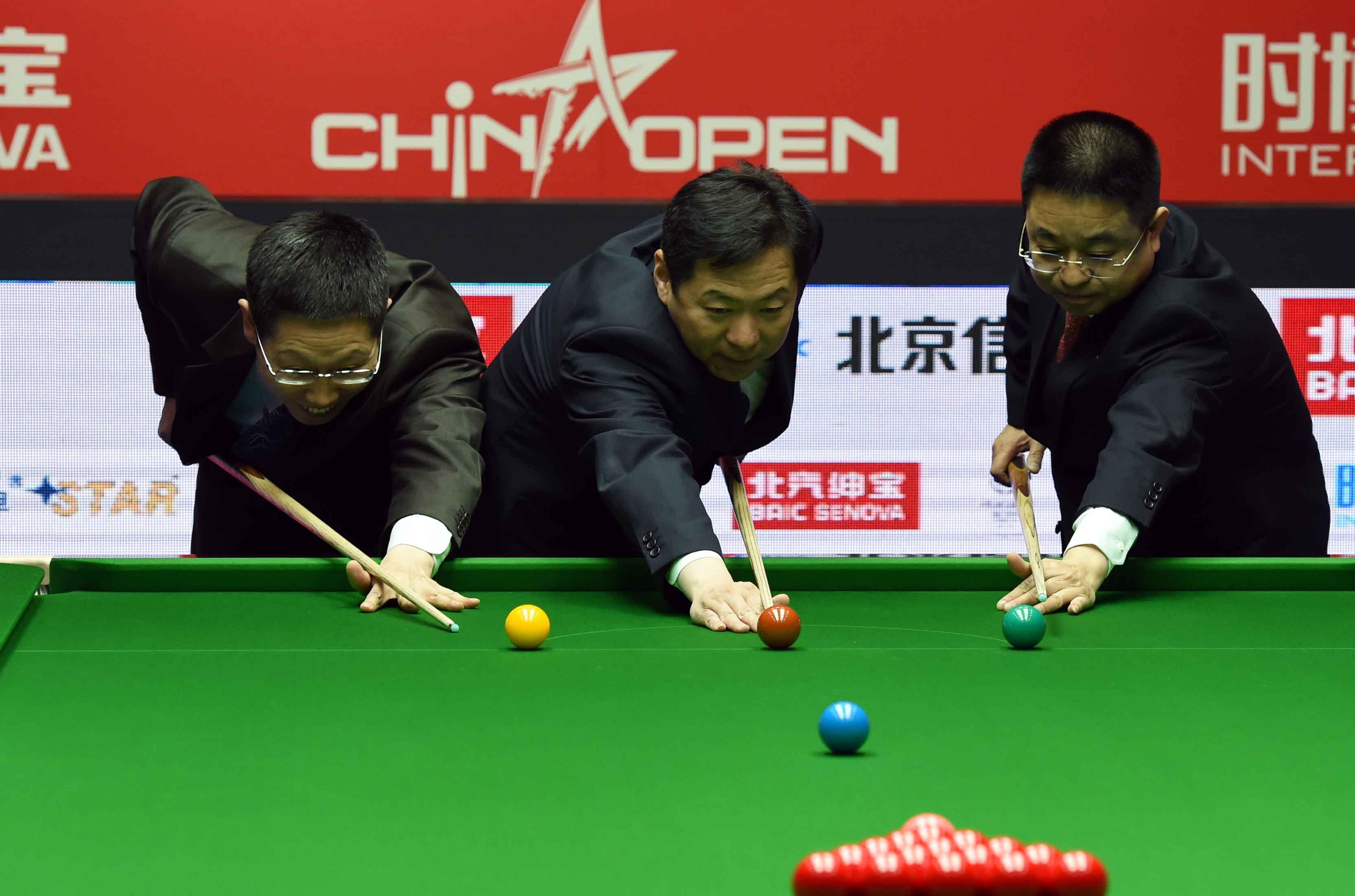 2015世界斯诺克中国公开赛
