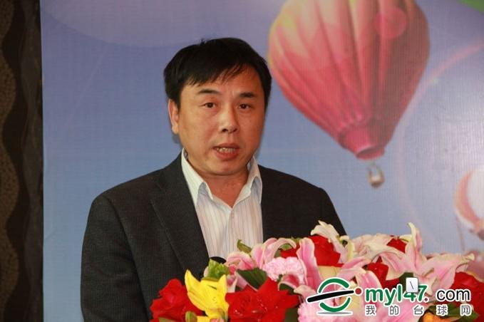 北京星伟体育用品有限公司副总经理张先伍先生
