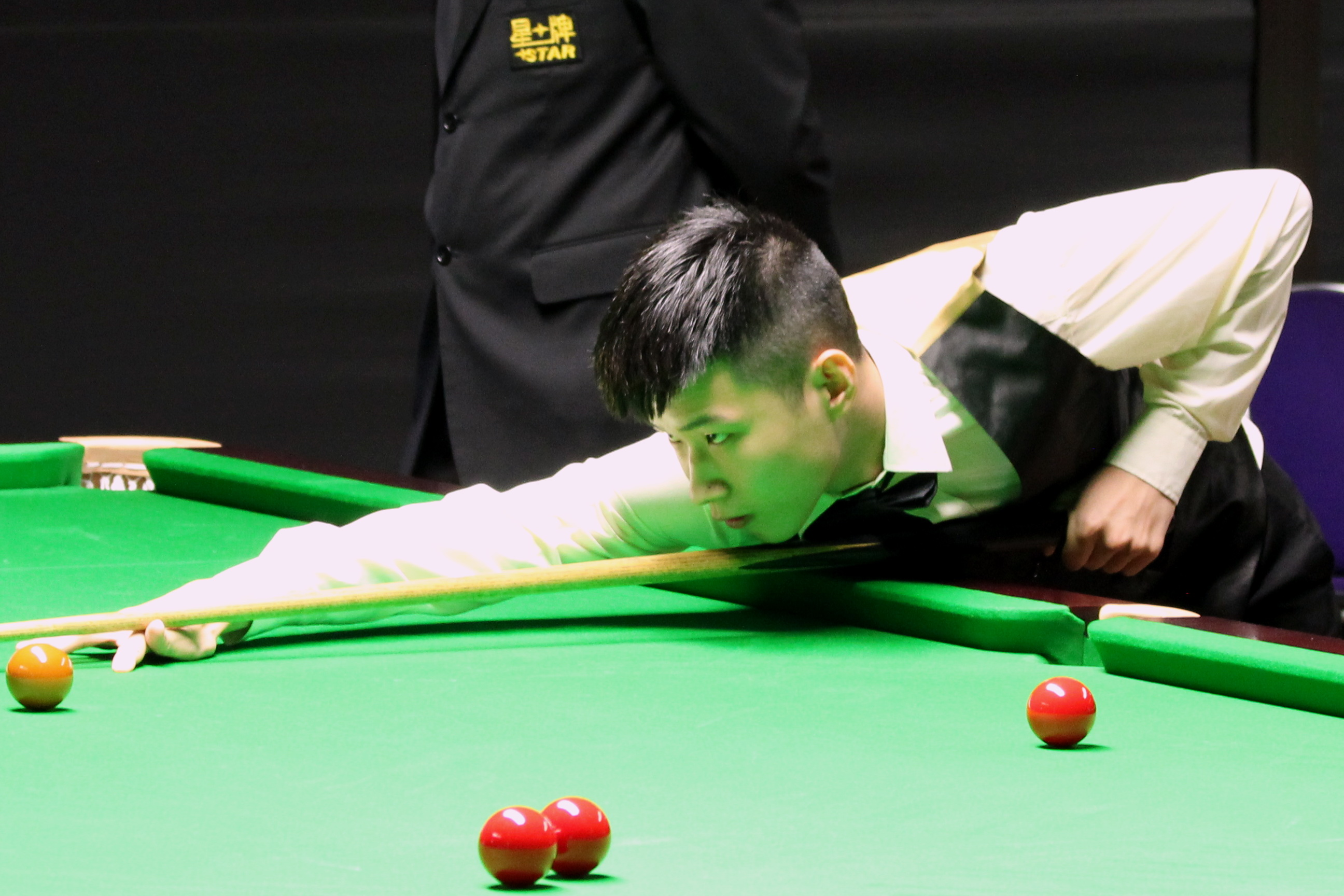 The European Masters Qualification is over, Ding Junhui plays stable