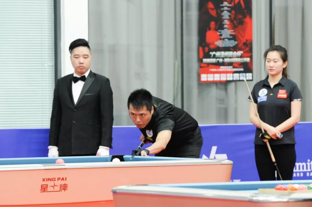 【星牌驻场】2019CBSA广州·海珠9球国际公开赛在广州揭幕