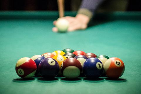 台球桌的好坏取决于什么