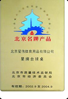 北京名牌数据查询