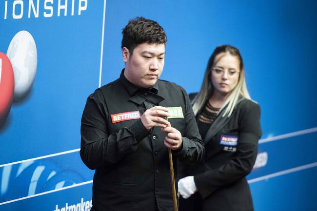 世锦赛:颜丙涛晋级仍不被看好,将对战特鲁姆普赢面不大!