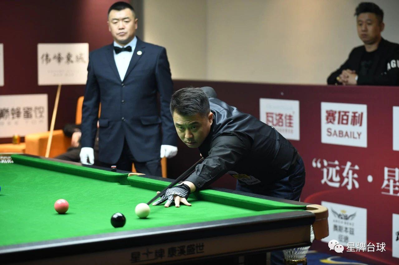 刘海涛:拿下中式107首个冠军 意义很特别!