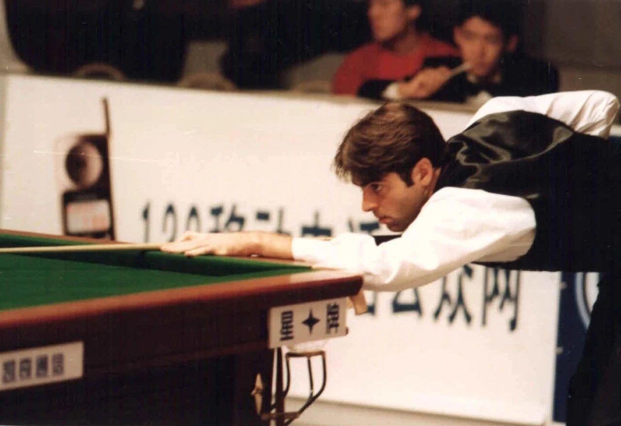 【精彩回顾】今天是他的生日 我们回顾一下他在星牌台球桌上的表演时刻