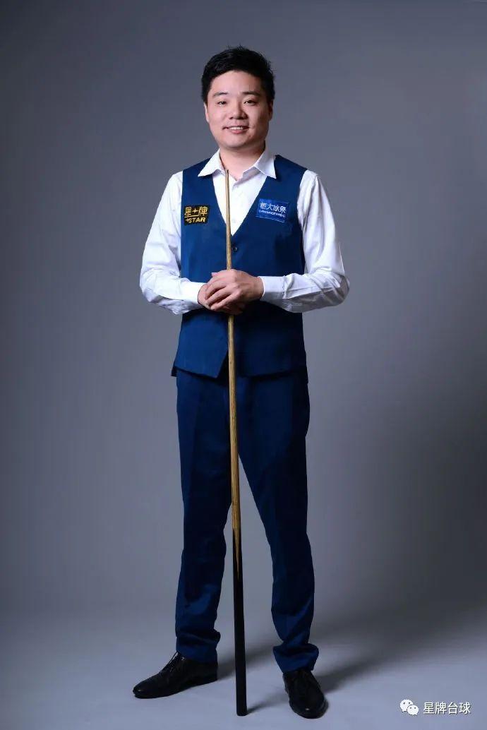 丁俊晖 34岁生日快乐!