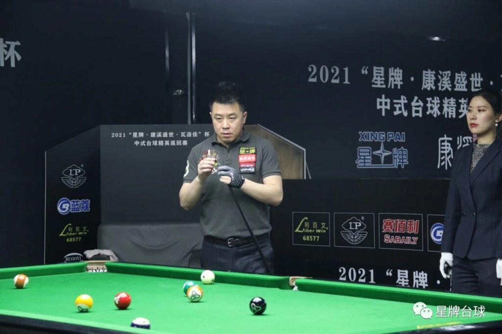 刘海涛:更多高水平球员加入 利于精英巡回赛发展