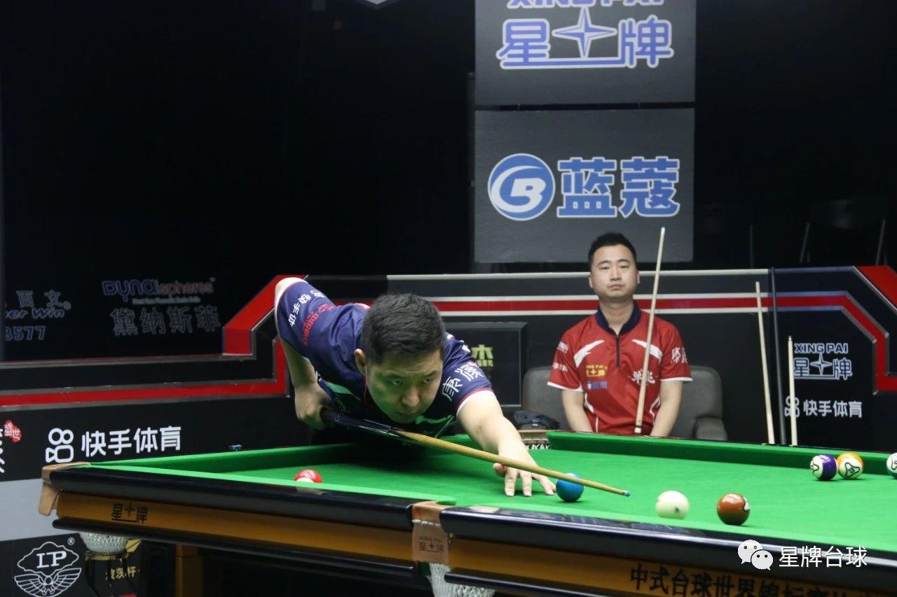 「单挑」第二季正式揭幕 星牌台球桌为赛事护航