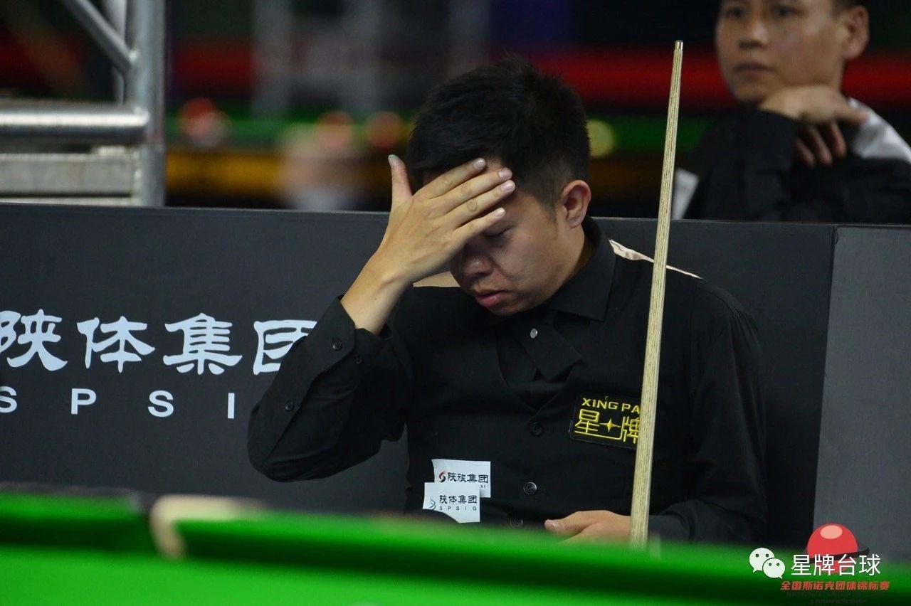 【斯诺克团体赛】北京台协星牌队遗憾无缘淘汰赛