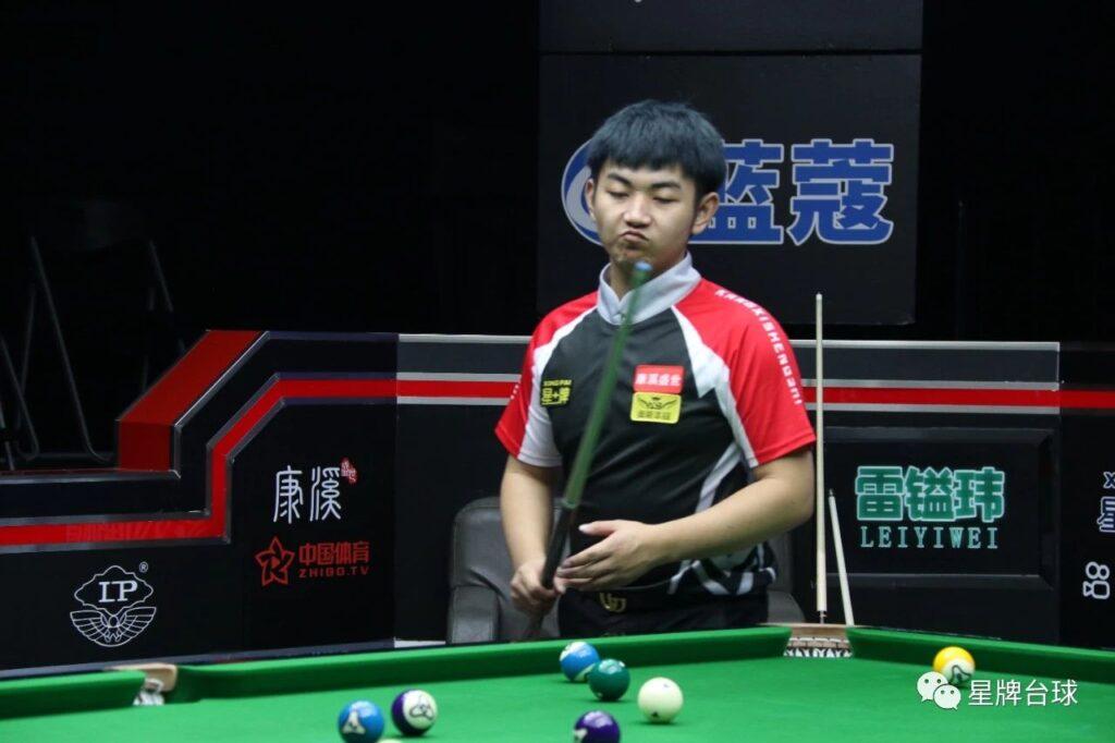 单挑踢馆选拔赛收官 张泰艺、雷镒玮晋级!